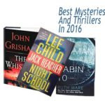 best mysteries thrillers of 2016