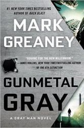 Gunmetal Gray by Mark Greaney (Court Gentry #6)