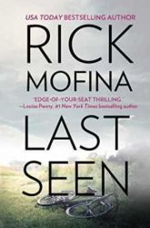 Book Review: Last Seen by Rick Mofina