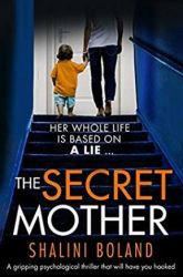 Book Review: The Secret Mother by Shalini Boland