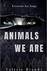 Book Review: Animals We Are by Valerie Brandy