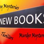 new mystery novels