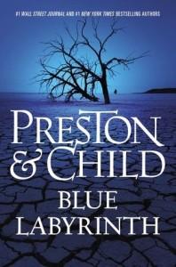 Blue Labyrinth by Douglas Preston and Lincoln Child