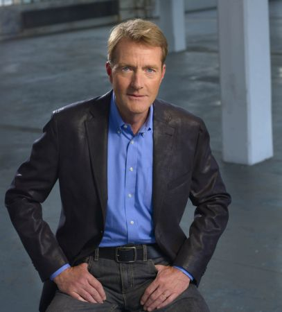 Lee Child author