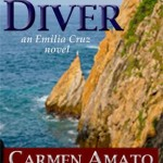 Cliff Diver by Carmen Amato