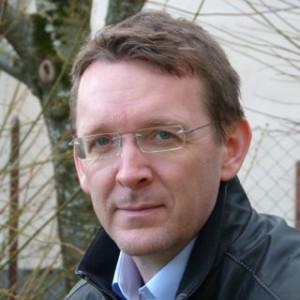 author Luke McCallin