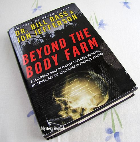 Beyond the Body Farm by Jefferson Bass