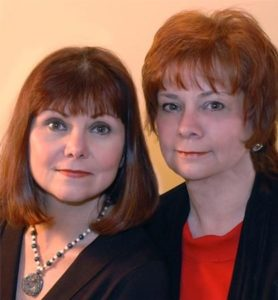 P.J. Parrish sisters
