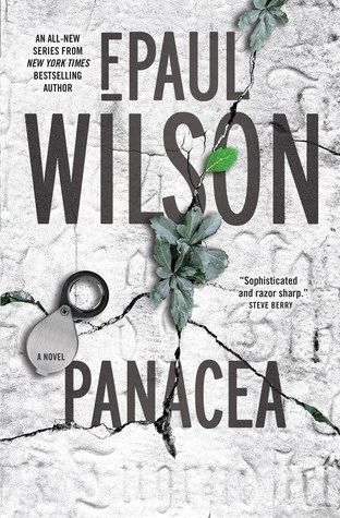 Panacea by F. Paul Wilson (ICE Sequence #1)