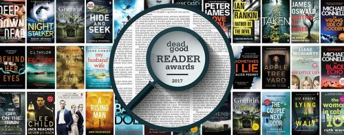 Dead Good Awards Winners 2017