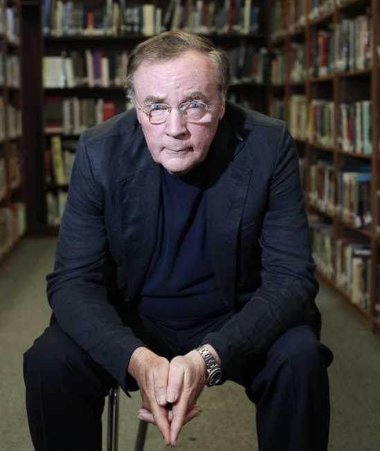 James Patterson author