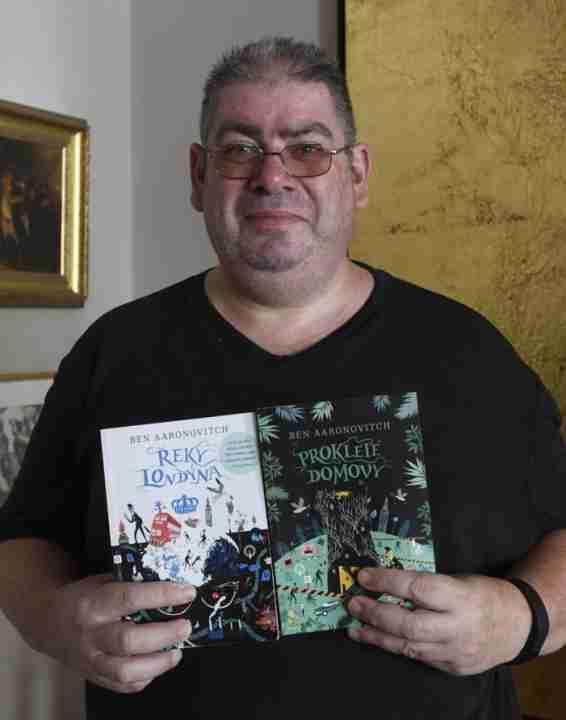 Ben Aaronovitch Books In Order
