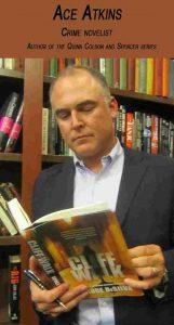 Ace Atkins crime novelist