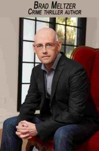Brad Meltzer author