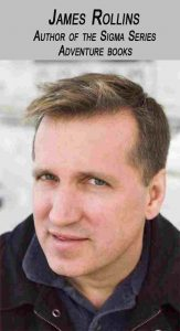 James Rollins author