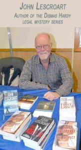 John Lescroart author