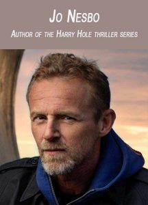 Jo Nesbo Harry Hole author