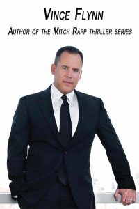 Vince Flynn author of the Mitch Rapp series