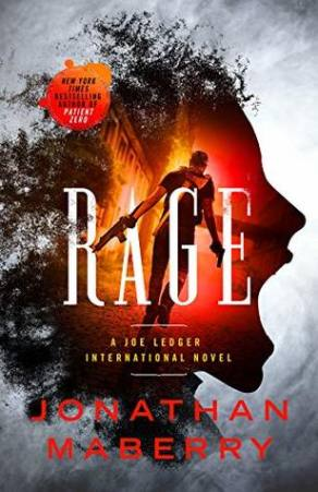 Book Review: Rage by Jonathan Maberry
