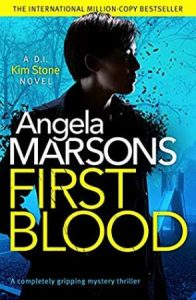 Book Review: First Blood by Angela Marsons