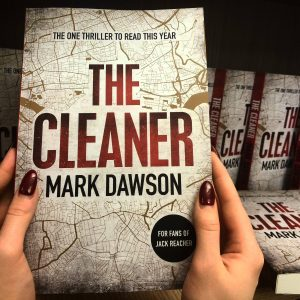 Cleaner Mark Dawson Wellbeck